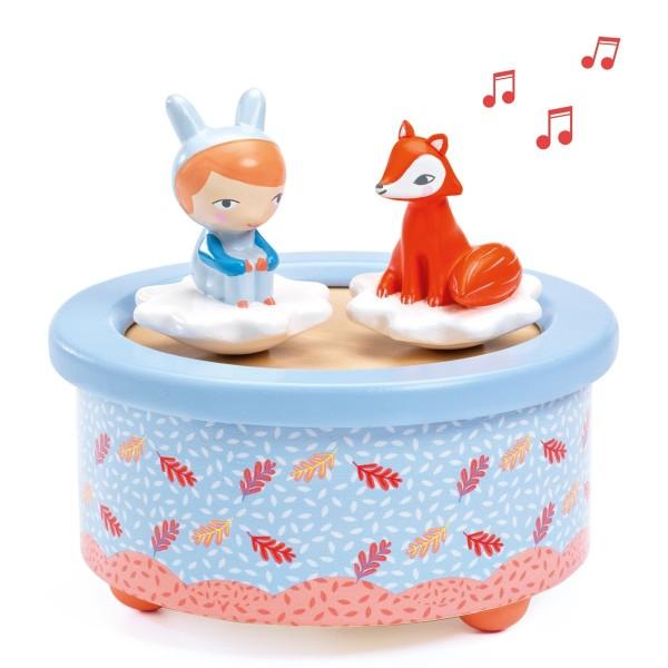 Spieluhr: Fuchs Melodie