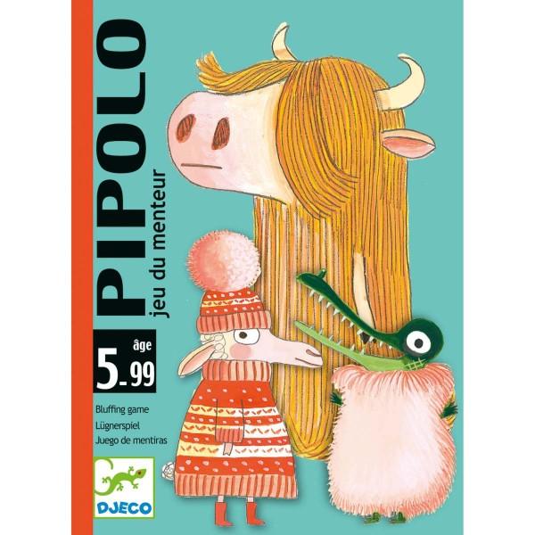 Kartenspiel Pipolo