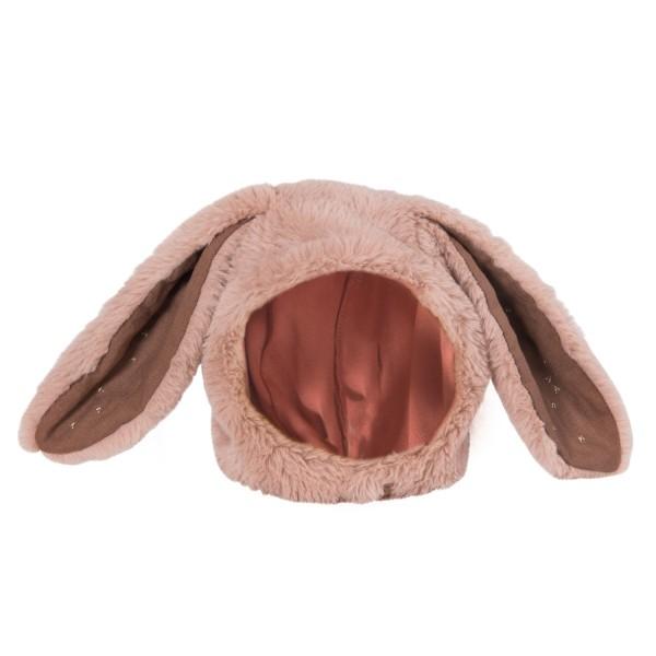 Mütze rosa Kaninchen