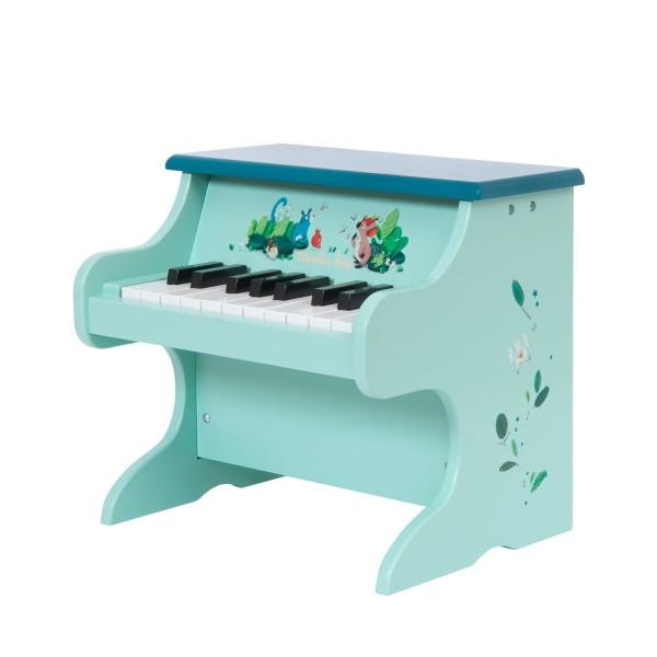 Klavier Dans la Jungle