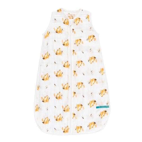 Baby-Sommer-Schlafsack Fuchs 70 cm