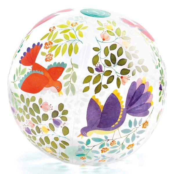 Wasserball Vögel