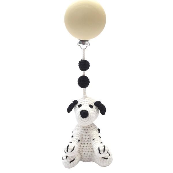 NATUREZOO DENMARK Tier mit Clip - Mr. Dog