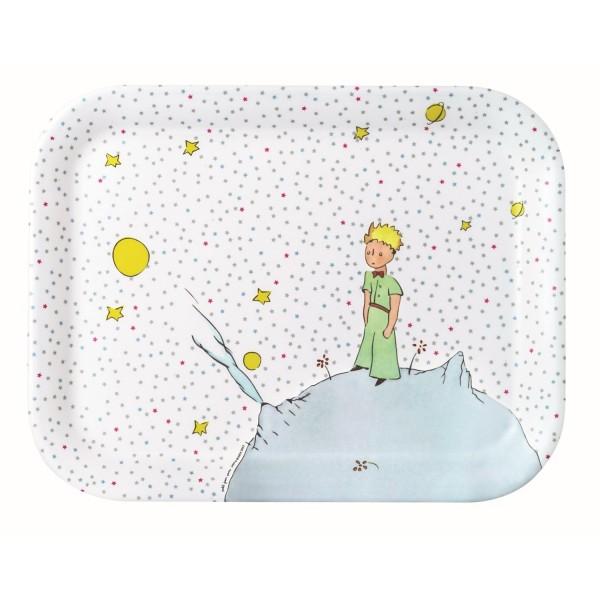 Tablett mit Sternen