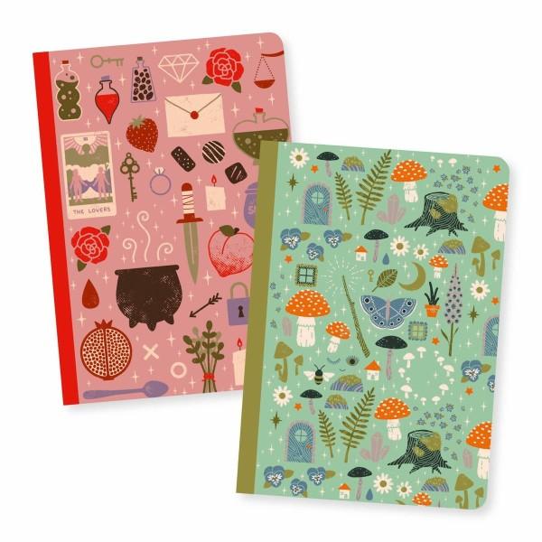 Kleine Notizbücher Camille