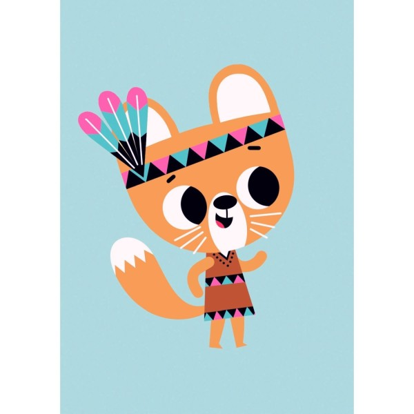 Poster Eichhörnchen