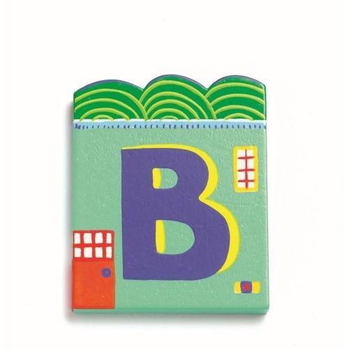 "Buchstabe Haus ""B"""