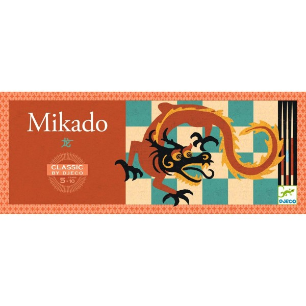 DJECO Spieleklassiker: Mikado