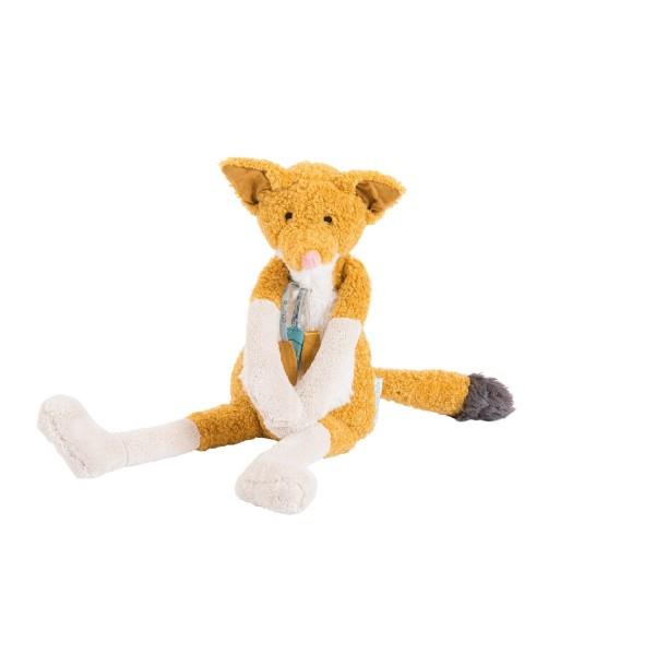 Puppe Fuchs Chaussette klein