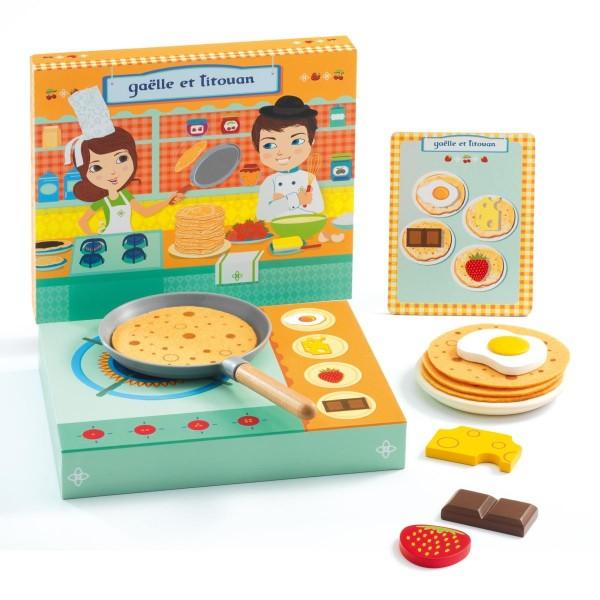 DJECO Kinderküche: Creperie