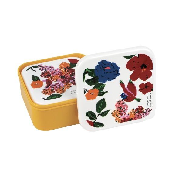 Brotbox Set Hibiskus