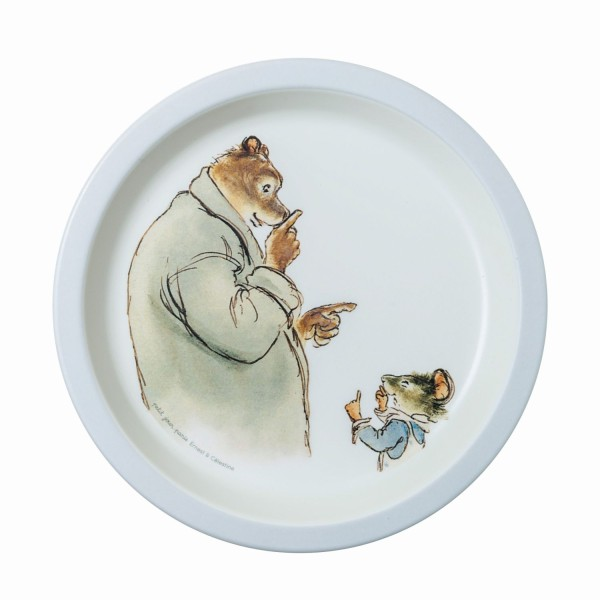 Baby Melamin - Teller Ernest und Celestine