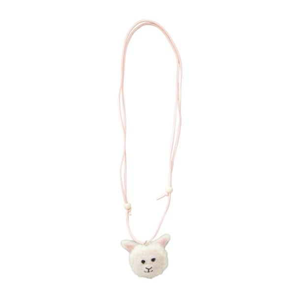 Filz Halskette Schaf