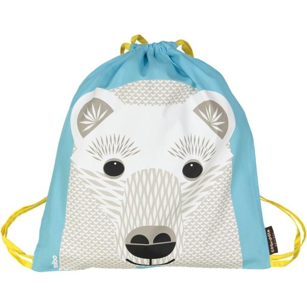 Turnbeutel MIBO Eisbär