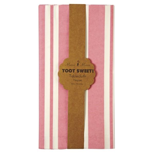 Toot Sweet Tischdecke rosa