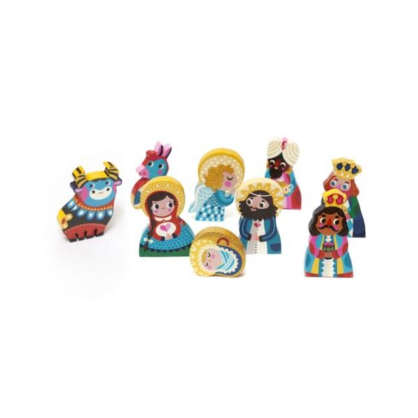 Krippenfiguren für Kinder