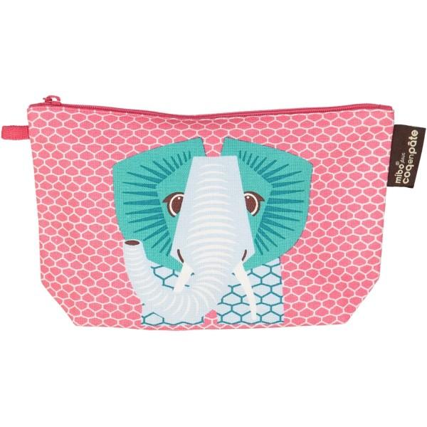 "Kulturtasche Elefant ""Mibo"""