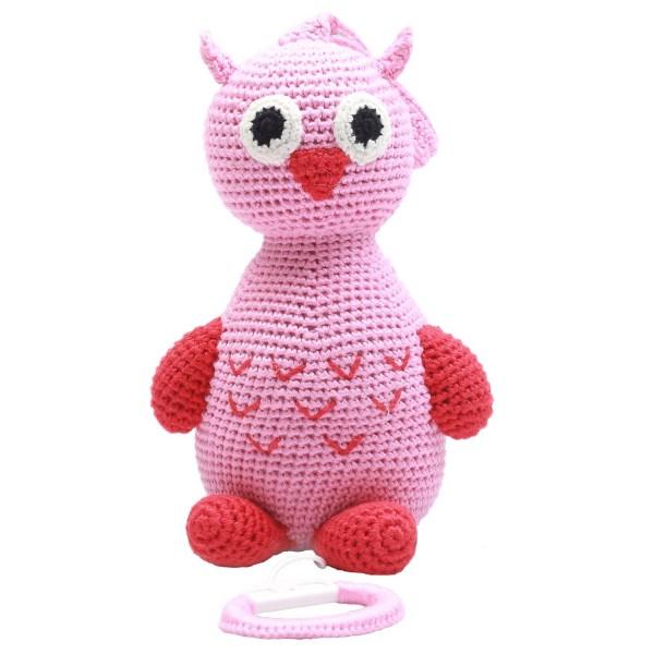 Spieluhr - Mrs. Owl