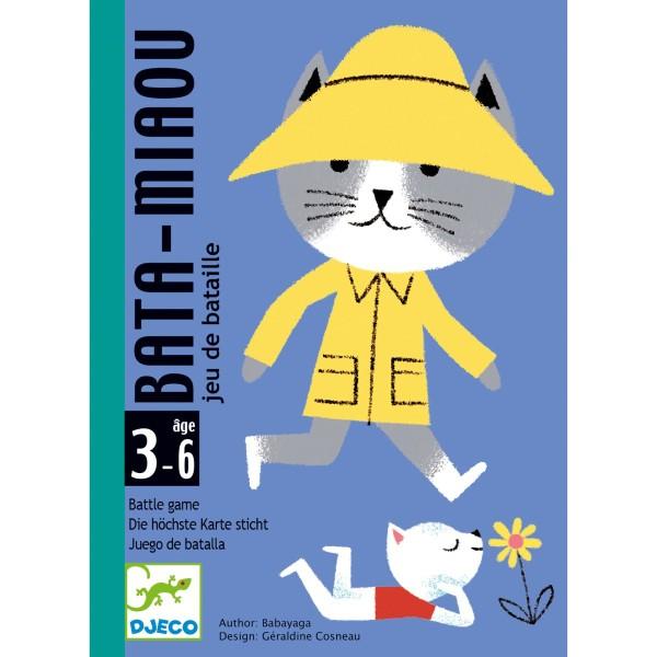 Kartenspiel: Bata - Miaou