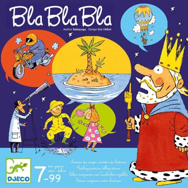 DJECO Spiel: Bla Bla Bla