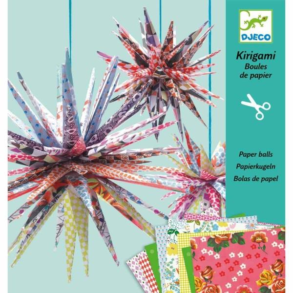 DJECO Kirigami Paper Balls