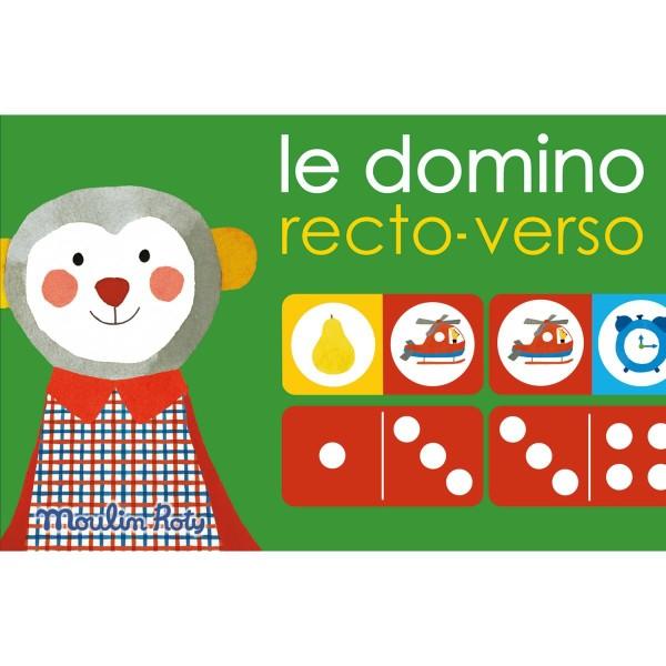 Domino-Spiel Les Popipo