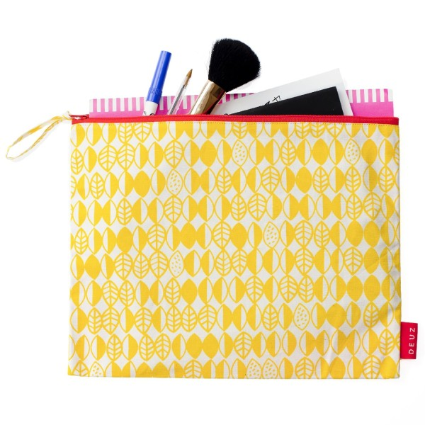 Tasche / Beutel gelb