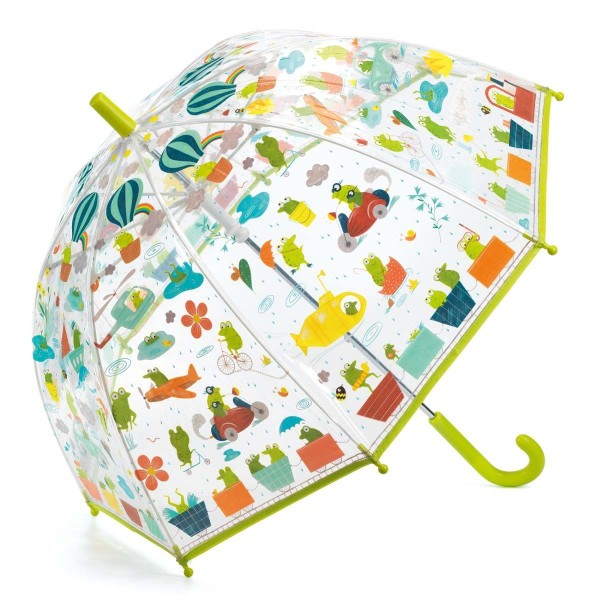 Regenschirm: Fröschlein