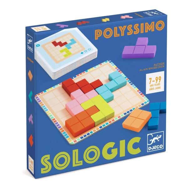 DJECO Knobelspiel: Polyssimo