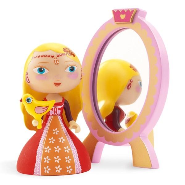 DJECO Arty Toys Prinzessin Nina & Spiegel
