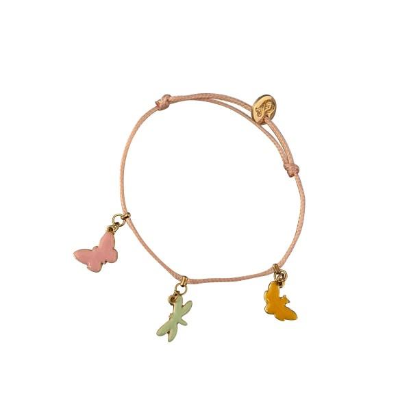 Armband Schmetterlinge