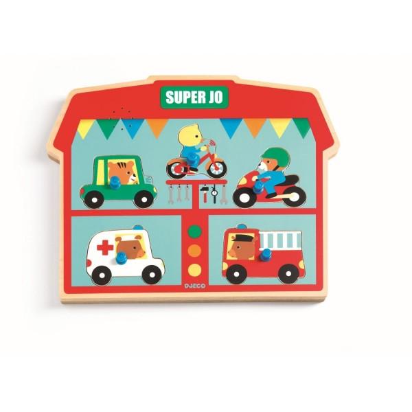 Klang Puzzle: Super Jo