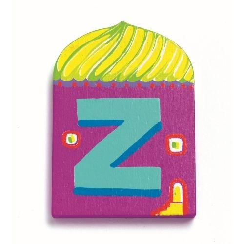 """Buchstabe Haus """"Z"""""""