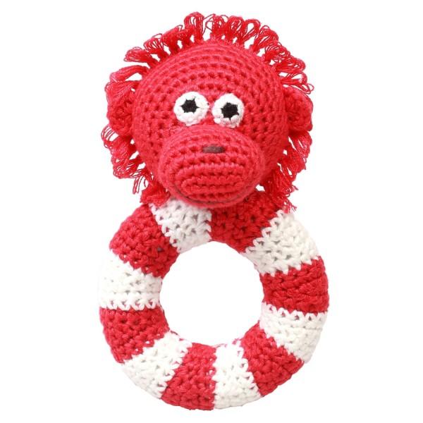 Ringrassel - Mrs. Orangutan (red)