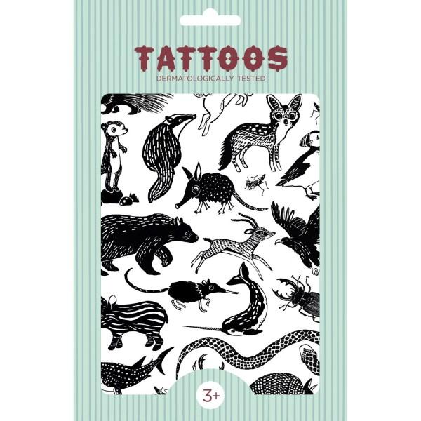 Tattoos Tiere