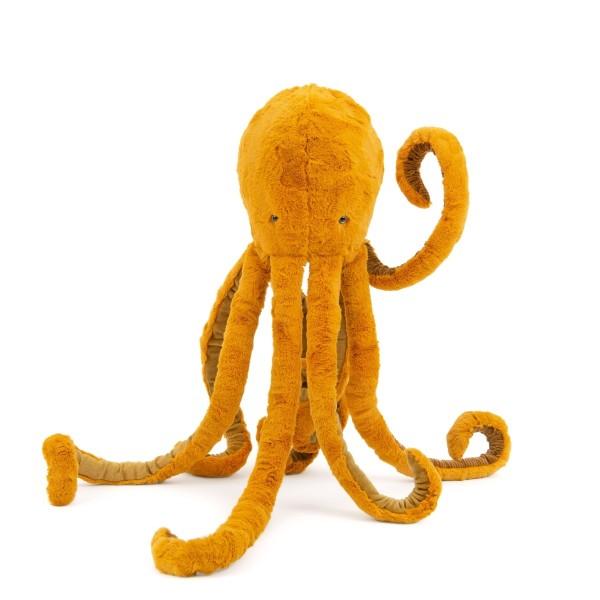 Plüschtier großer Oktopus