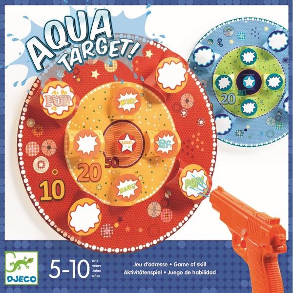 Motorik Spiele: Aqua target