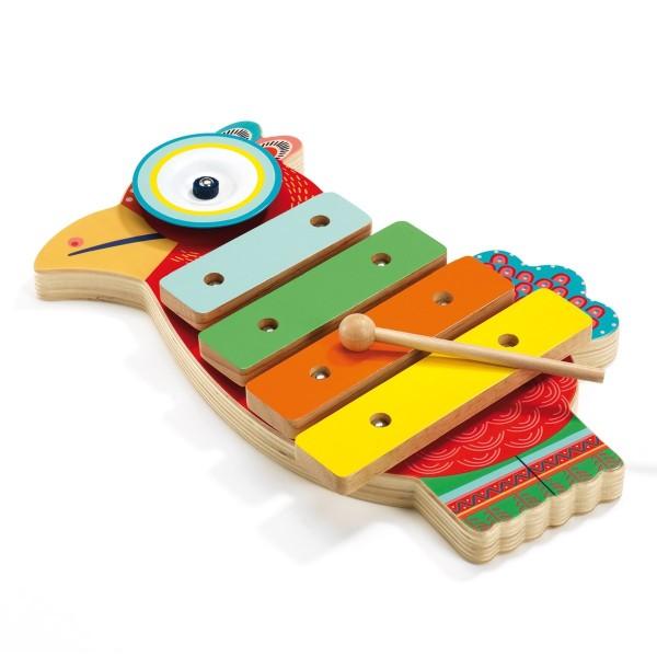 DJECO Animambo Instrument Xylophon