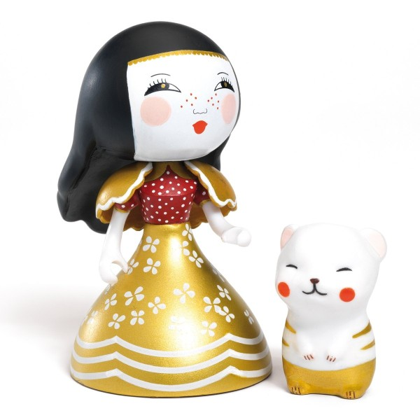 Arty toys: Princesses - Mona & Moon