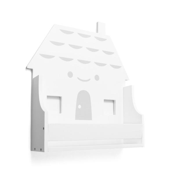 Wandregal Haus
