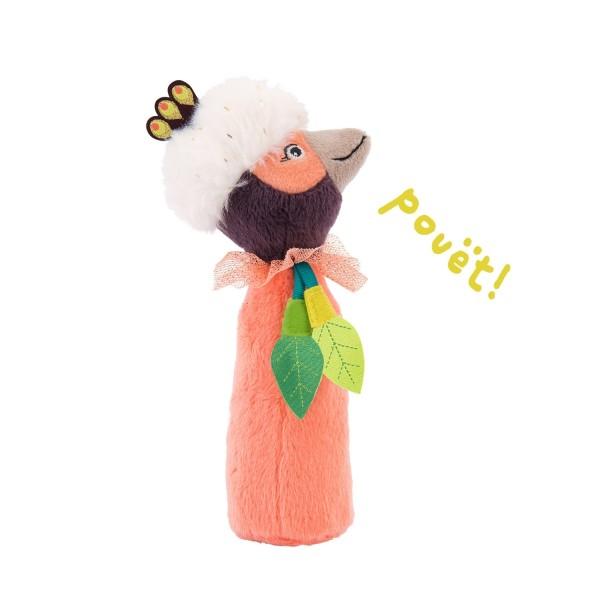 Quietschspielzeug Vogel Paloma