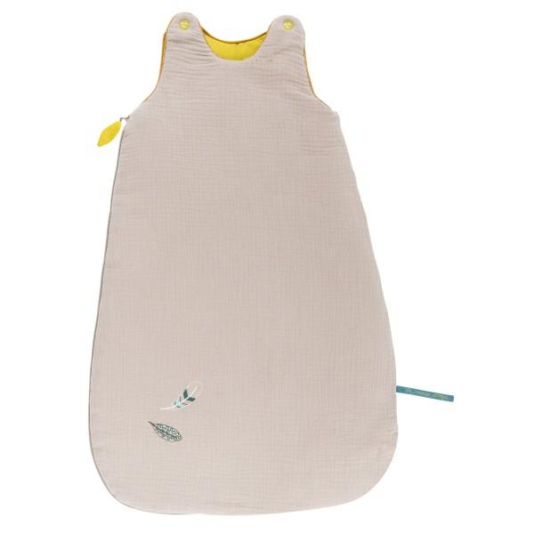 Baby-Schlafsack beige 70 cm