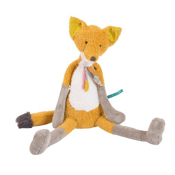 Puppe Fuchs Chaussette mittelgroß