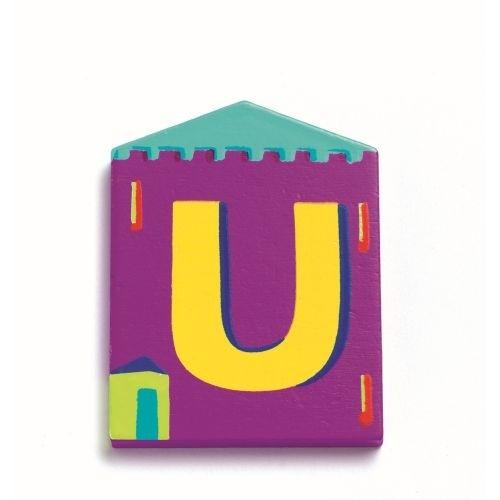 """Buchstabe Haus """"U"""""""