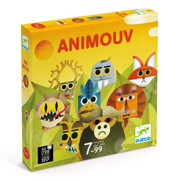 DJECO Spiele: Animouv