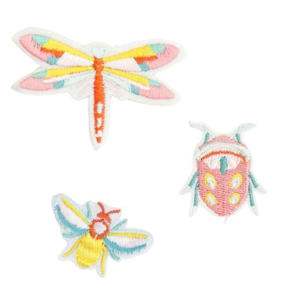 Anstecknadeln hübsche Insekten