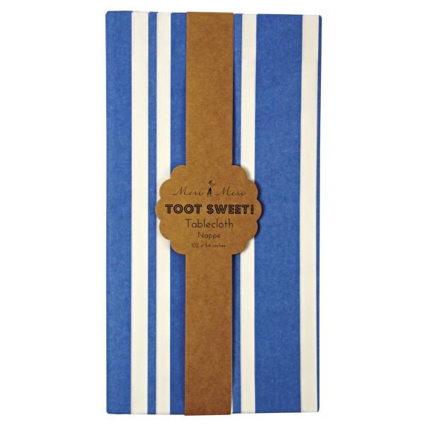 Toot Sweet Tischdecke blau