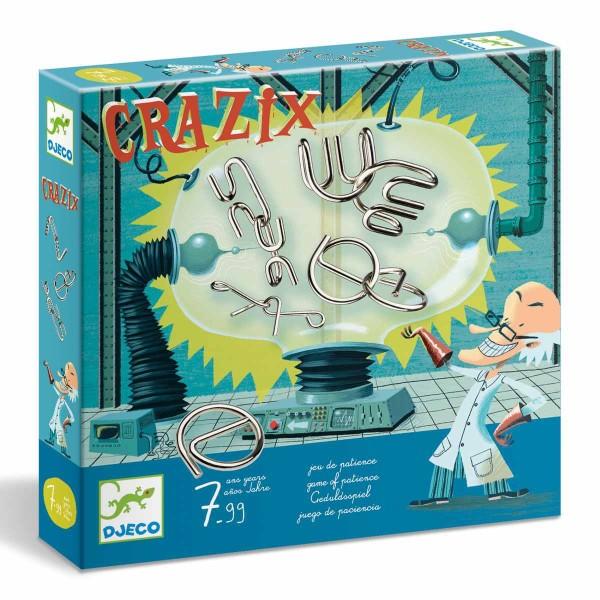 Spiel: Crazix