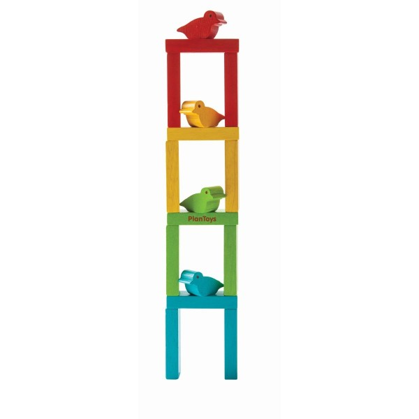 Plantoys Vogelturm
