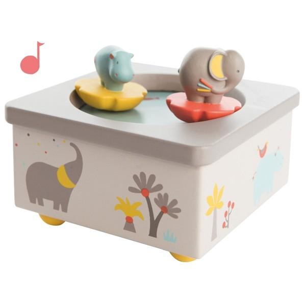 Spieluhr Les Papoum